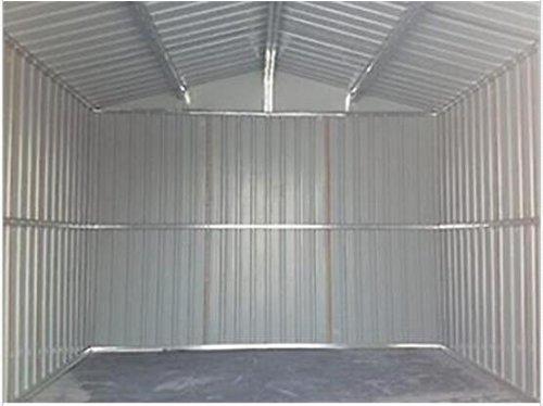 Weizhengheng-WZH-Three-Car-Metal-Garage-Building-Kit-Size303012-0-0
