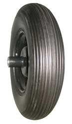 Westward-10G169-Flat-Free-Wheelbarrow-Tire-16-In-0