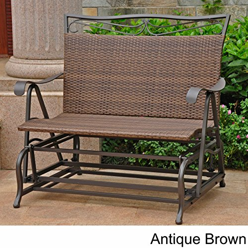 Wicker-ResinSteel-Single-Hanging-Patio-Chair-Swing-Chocolate-P-0-0