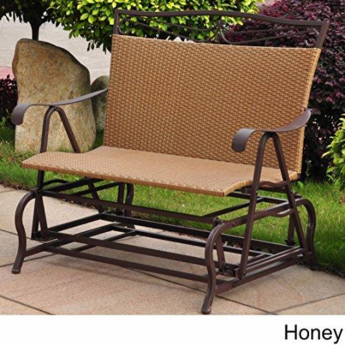 Wicker-ResinSteel-Single-Hanging-Patio-Chair-Swing-Chocolate-P-0-2