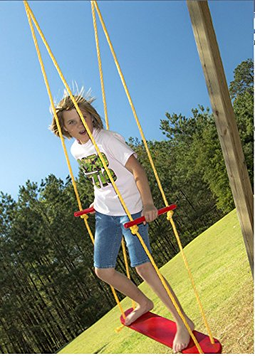Wind-Surfer-Skateboard-Rope-Tree-Swing-with-Wooden-Seat-Porch-and-Garden-Swing-with-Weight-Capacity-of-300-Lbs-Made-in-USA-0-1