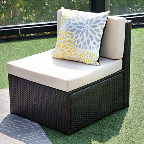 Wisteria-Lane-5PCS-Outdoor-Patio-Furniture-Set-Garden-Lawn-Rattan-Sofa-Cushioned-Seat-Wicker-Sofa-0-2