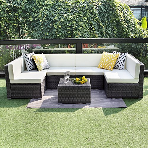 Wisteria-Lane-Outdoor-Conversation-Patio-Furniture-Set7-PCS-Ratten-Sectional-Sofa-Couch-with-Cushion-Gray-Wicker-0-0