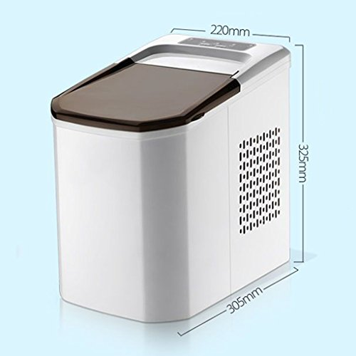 YI-HOME-Ice-Machine-Silent-White-Automatic-Intelligent-Ice-Consumer-And-Commercial-Bulk-Water-Tank-Mini22305Cm-0-2