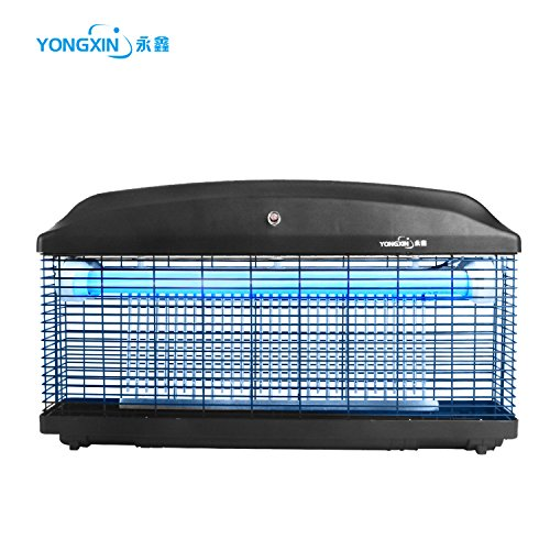 YONGXIN-Bug-Zapper-Electric-Indoor-Outdoor-Insect-Killer-4-Sided-Open-and-360-Degree-Attraction-0