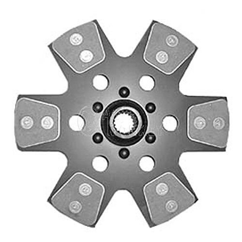 Z70011175-11-Dual-Stage-Clutch-Disc-For-Zetor-7341-3320-3340-3545-4320-0