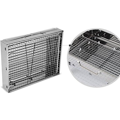 ZZ-aini-Stainless-Steel-Portable-Folding-Charcoal-Grills-BBQ-Griddles-Smokers-Camping-Picnicking-Table-Top-Barbecue-0-1