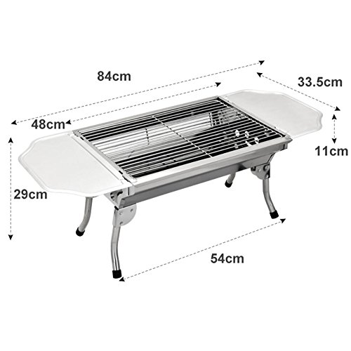 ZZ-aini-Table-Top-Portable-Stainless-Steel-Charcoal-Grills-Griddles-Barbecue-Smokers-Garden-Camping-Outdoor-BBQ-0-0