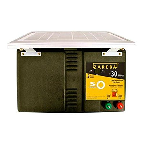 Zareba-30-Mile-Solar-Electric-Fence-Energizer-0