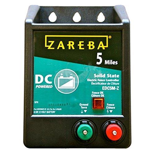 Zareba-5-Mile-DC-Electric-Fence-Energizer-0