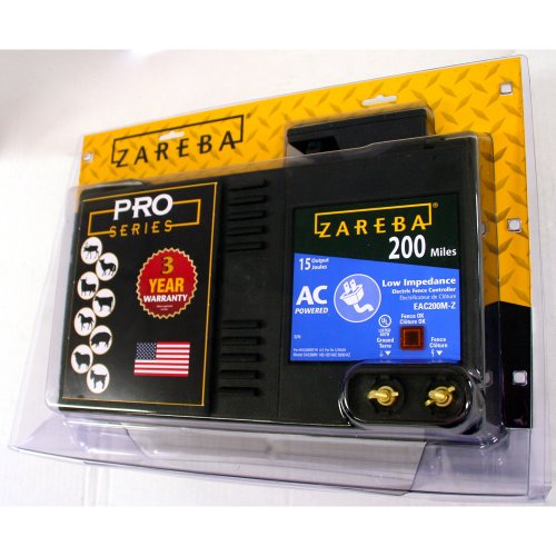 Zareba-EAC200M-Z-200-Mile-AC-Powered-Low-Impedance-Electric-Fence-Charger-0-0