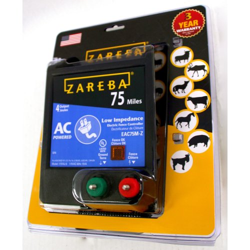 Zareba-EAC75M-Z-75-Mile-AC-Low-Impedance-Electric-Fence-Charger-0-0