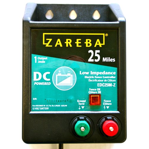 Zareba-EDC25M-Z-25-Mile-Battery-Operated-Low-Impedance-Electric-Fence-Charger-0