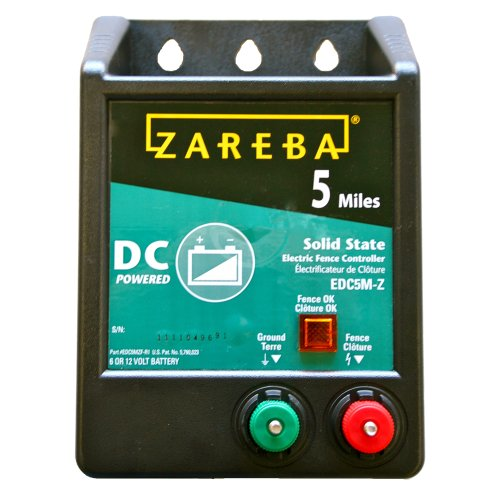Zareba-EDC5M-Z-5-Mile-Battery-Operated-Solid-State-Electric-Fence-Charger-0