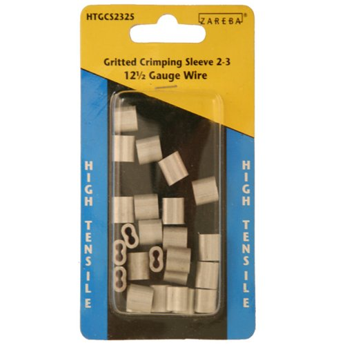 Zareba-HTGCS2325-Gritted-Crimping-Sleeve-0