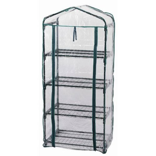 Zenport-SH3205-4-Tier-Versatile-Mini-Cold-Frame-Greenhouse-for-Protected-Patio-and-Balcony-0