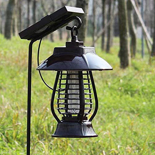 Zinnor-Solar-Energy-Mosquito-Killer-Zapper-Light-Mosquito-Repeller-Light-Insect-Bug-Killing-Attractant-Lamp-for-Gardens-Outdoor-Places-without-Repellent-Pest-Reject-Cordless-Pest-Trap-0-2