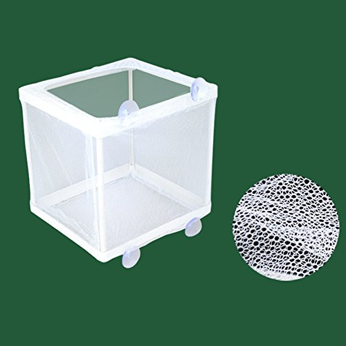cyclamen9-Hatchery-Fish-Tank-Breeder-Incubator-Net-Breeding-Fry-Plastic-Frame-Isolation-Net-0-2