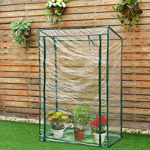 eyesonme-Garden-Greenhouse-Grow-House-Plant-Vegetable-Grow-Bag-WPVC-Cover-40x20x59-0-1