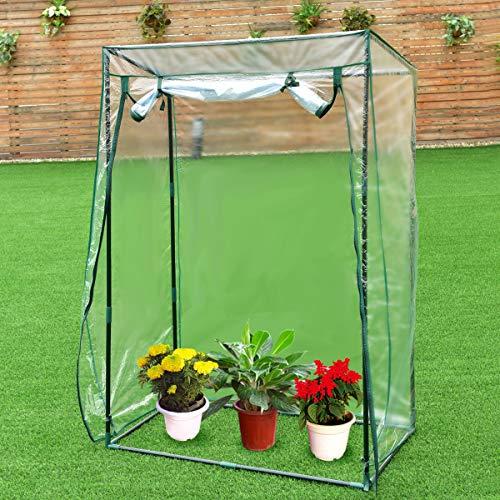 eyesonme-Garden-Greenhouse-Grow-House-Plant-Vegetable-Grow-Bag-WPVC-Cover-40x20x59-0-2