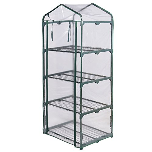 totoshop-Green-house-Portable-Mini-Outdoor-Green-House-Garden-New-4-Shelves-0