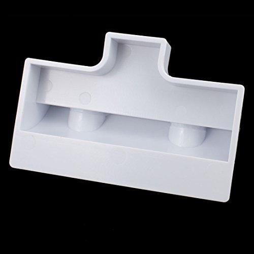uxcell-7-in-1-White-Solar-Panel-Kit-Corner-Mount-Bracket-for-Cable-Block-Boat-Motorhome-0-1