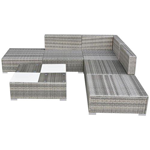 vidaXL-Garden-Sofa-Set-15-Piece-Rattan-Wicker-Patio-Outdoor-Lounging-Furniture-0-1
