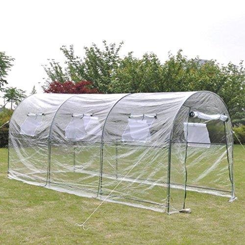 vidaXL-Outdoor-Greenhouse-Garden-Vegetable-Flower-Plant-Hot-Grow-House-Shade-0-0