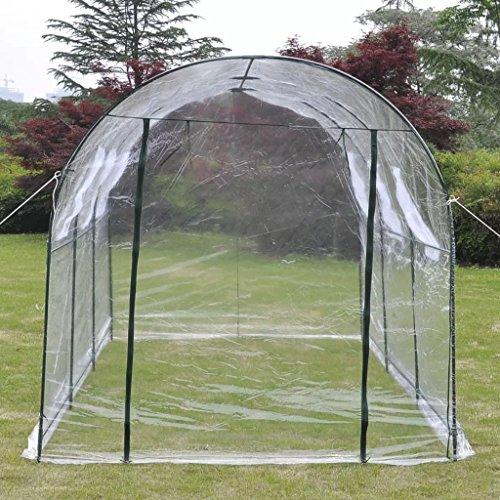 vidaXL-Outdoor-Greenhouse-Garden-Vegetable-Flower-Plant-Hot-Grow-House-Shade-0-1