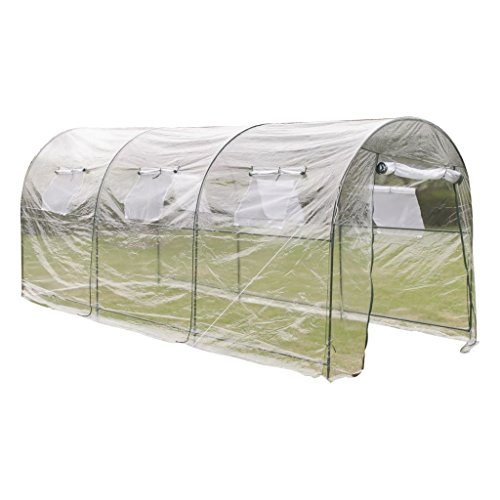 vidaXL-Outdoor-Greenhouse-Garden-Vegetable-Flower-Plant-Hot-Grow-House-Shade-0
