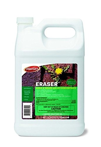 1-Gal-41-Glyphosate-Herbicide-Grass-Brush-Weed-Killer-Conc-Surfactant-Eraser-0