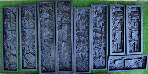 10-Plastic-Molds-for-Concrete-Plaster-Wall-Stone-Cement-Tiles-MOULD-ABS-W02-0-0