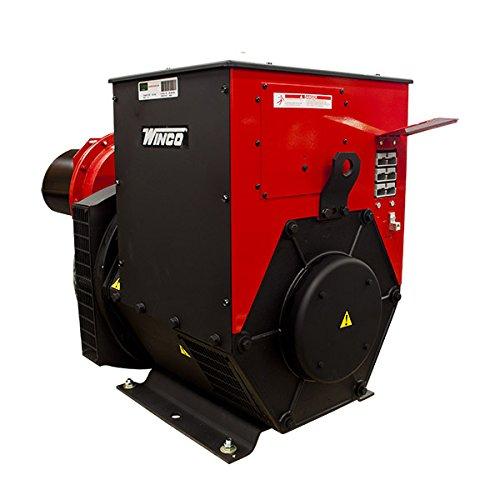 100KW-Winco-Power-Take-Off-PTO-Generator-W100PTOSB-120240V-1-PH-1000RPM-64864-011-0