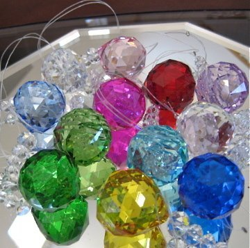12-Assorted-Colored-30mm-Crystal-Balls-0-0