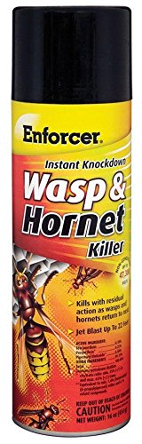 12-Pack-Enforcer-EWHIK16-Instant-Knockdown-Wasp-Hornet-Killer-Spray-16-oz-Ready-to-Use-Aerosol-0