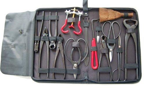 14-Piece-Professional-Bonsai-Tool-Kitcomes-with-Heavy-Duty-Nylon-Case-0