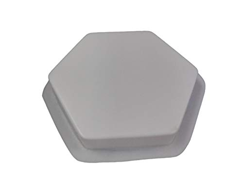 16in-Plain-Smooth-Hexagon-Stepping-Stone-Concrete-Plaster-Mold-2033-0