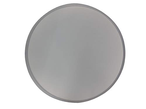 16in-Plain-Smooth-Round-Stepping-Stone-Concrete-or-Plaster-Mold-2038-0