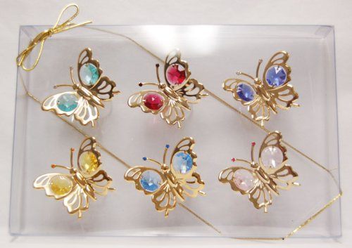 24k-Gold-Plated-Butterfly-Suncatcher-Gift-Set-with-Swarovski-Austrian-Crystals-Set-of-6-0-0