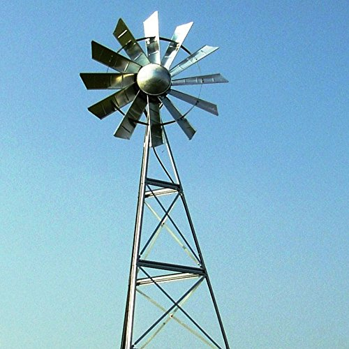 3-Legged-Galvanized-Steel-Underwater-Aeration-Windmill-System-0
