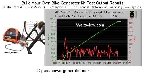 300-Watt-Bicycle-Generator-38-Belt-Drive-Pedal-Power-Pulley-Dynamo-MNS-Power-0-1
