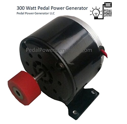 300-Watt-Bicycle-Generator-Dynamo-with-rubber-polyeurethane-drive-roller-0