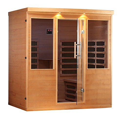 4-Person-FAR-Infrared-Sauna-with-Carbon-Heaters-0-0