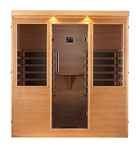 4-Person-FAR-Infrared-Sauna-with-Carbon-Heaters-0
