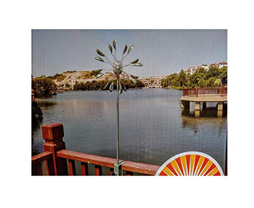 42-Inch-Vertigris-Wind-Spinner-with-Solar-Led-Light-Windmill-Rail-Mount-0