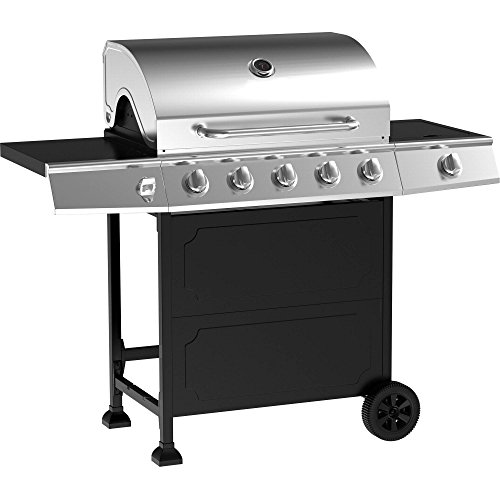 5-Burner-Gas-Grill-Stainless-SteelBlack-0-0