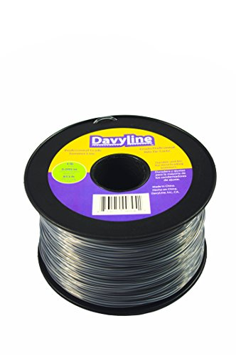 6-Lb-of-DavyLine-Professional-Heavy-Duty-Round-Shaped-Nylon-String-Trimmer-Line-Dual-Color-in-2-Units-of-3-lb-853-ft-Each-095-Diameter-Spool-0-0