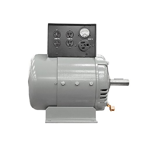 8KW-Winco-Two-Bearing-Single-Phase-3600RPM-6733A-Generator-8KS2GC-3A-61331-003-0-0