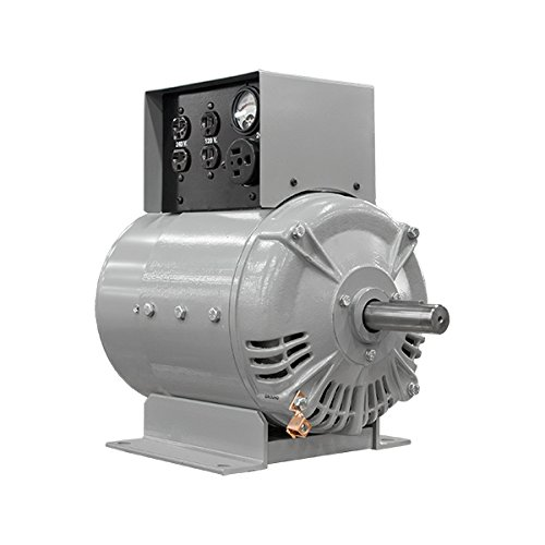 8KW-Winco-Two-Bearing-Single-Phase-3600RPM-6733A-Generator-8KS2GC-3A-61331-003-0
