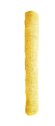 AAYU-Brand-Premium-Burlap-Fabric-Liner-Roll-Narrow-34-inch-x-10-oz-20-Yards-No-Fray-Eco-Friendly-Natural-Jute-Ribbon-Roll-Narrow-Width-60-ft-Aisle-Runner-0-0